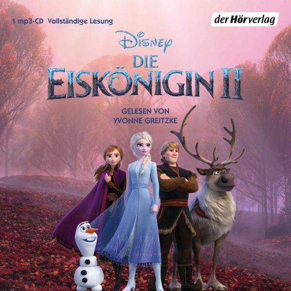 Frozen 2 - Die Eiskönigin 2 - Das Hörbuch zum Film