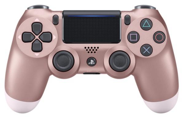 PS4 - Dualshock 4 Wireless-Controller Rose Gold