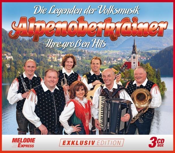Alpenoberkrainer - Legenden der Volksmusik