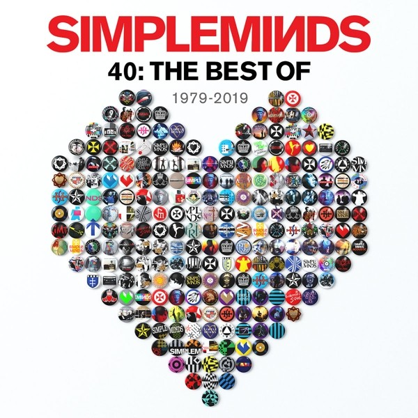 Simple Minds - 40: The Best Of Simple Minds