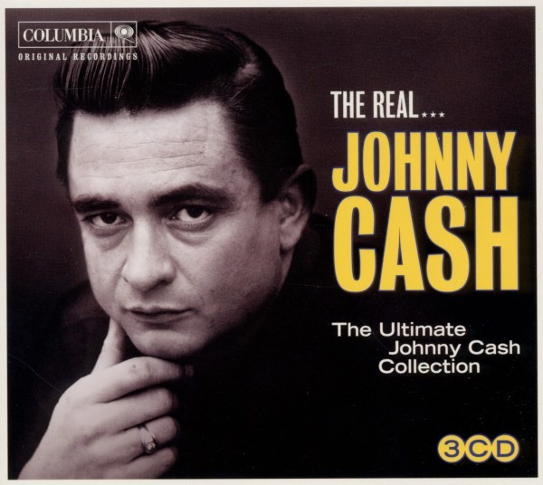 Johnny Cash- The Real Johnny Cash