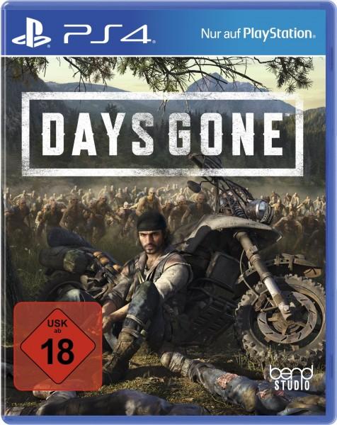 Days Gone - Konsole PS4