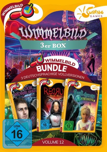 Sunrise Games - Wimmelbild 3ER BUNDLE 12