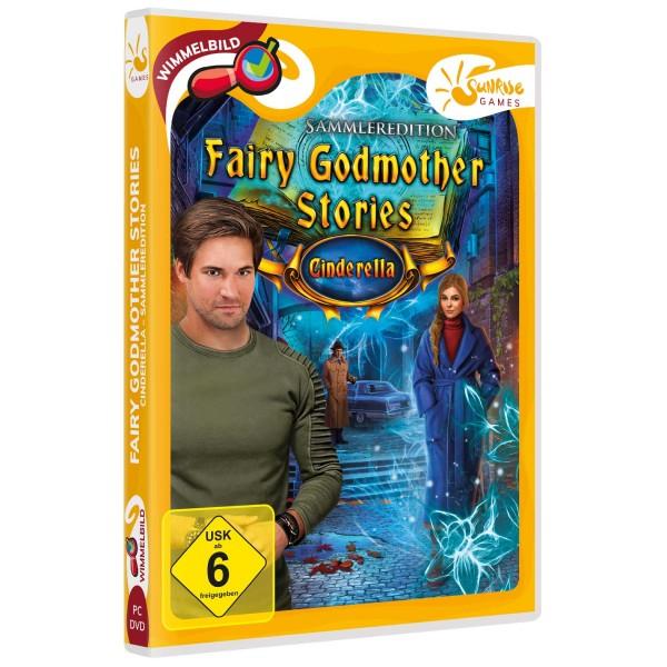 Sunrise Games: FAIRY GODMOTHER STORIES - CINDERELLA