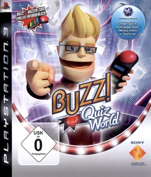 BUZZ! - Quiz World