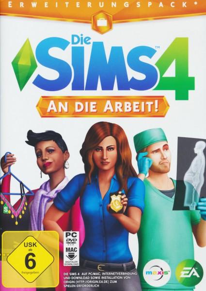 Die Sims 4 - An die Arbeit! (Add-On)
