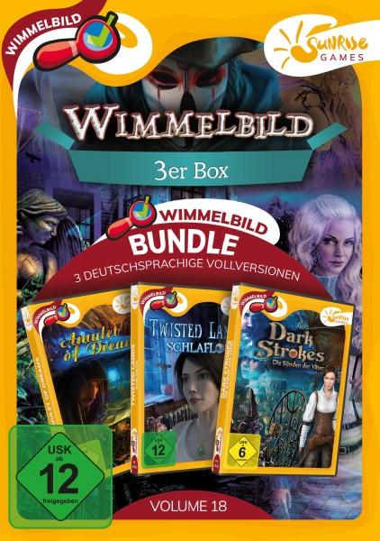 Sunrise Games - Wimmelbild 3ER BUNDLE 18