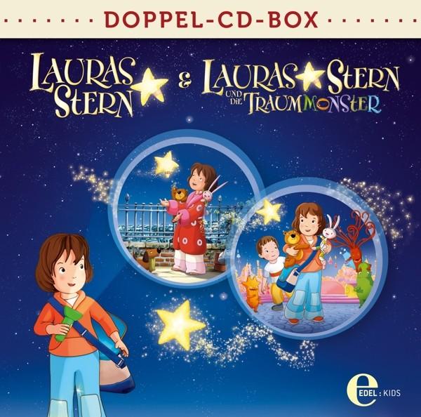 Lauras Stern - Lauras Stern-Doppel-Box-Zwei Kino-Hörspiele