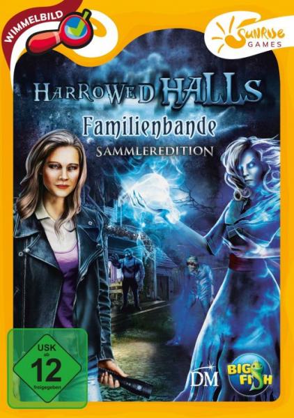 Sunrise Games: Harrowed Halls: Familienbande (Sammleredition)