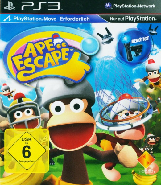 Ape Escape (Move erforderlich)