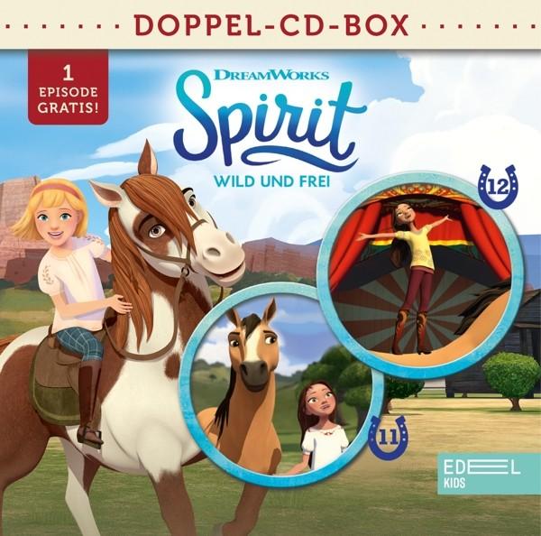Spirit - Doppel-Box (11+12) Hörspiele zur TV-Serie