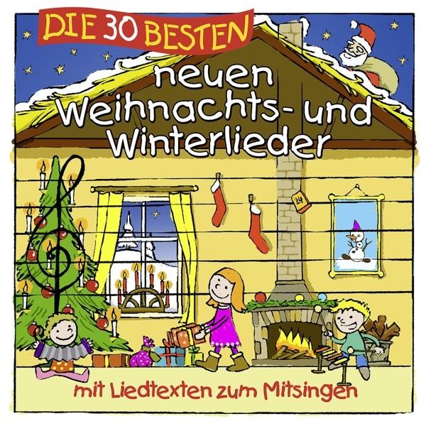 Die 30 Besten Neuen Weihnachts - und Winterlieder