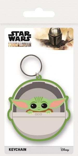 Schlüsselanhänger Mandalorian Baby Yoda