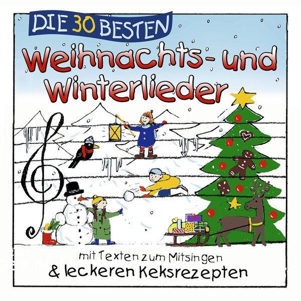 Die 30 Besten Weihnachts - und Winterlieder