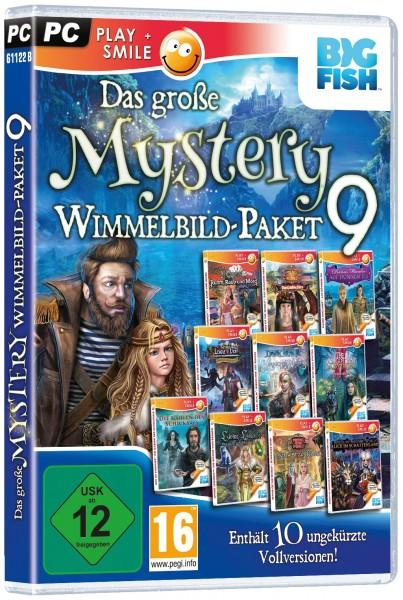 Play + Smile - Das große Mystery-Wimmelbild-Paket 9