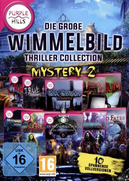 Purple Hills - Die große Wimmelbild Mystery Thriller Collection 2