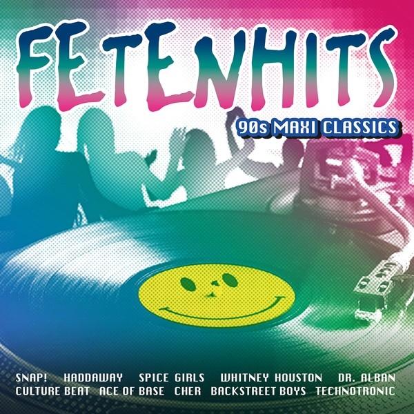 Fetenhits 90s Maxi Classics