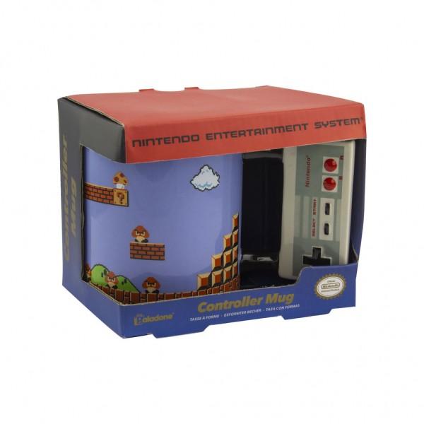 Tasse NES Controller 3D