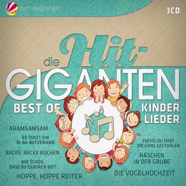 Die Hit Giganten - Best Of Kinderlieder