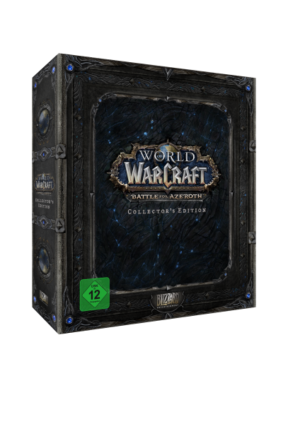 World of Warcraft - Battle of Azeroth (Collector's Edition)