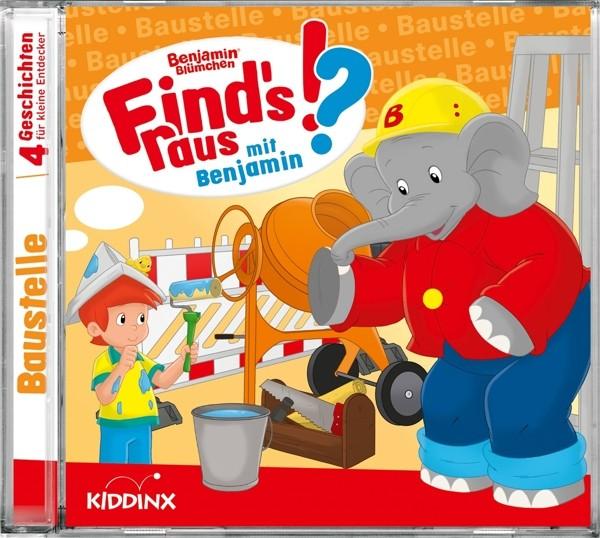 Benjamin Blümchen - Find's raus mit Benjamin