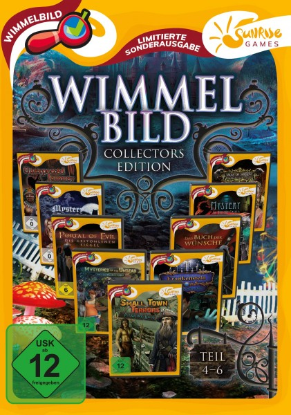 Sunrise Games - Wimmelbild Collectors Edition 4-6