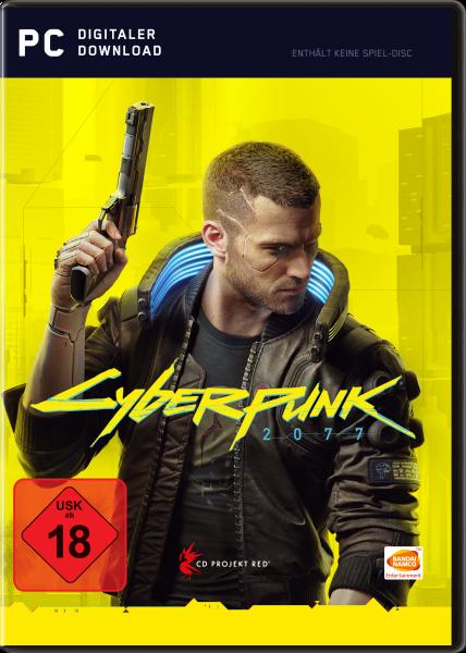CYBERPUNK 2077 (Day 1 Edition) (Code in a box)
