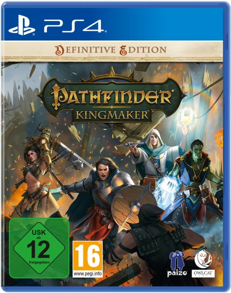 Pathfinder: Kingmaker (Definitive Edition)