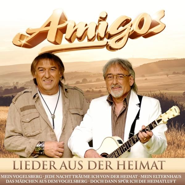 Amigos - Lieder aus der Heimat