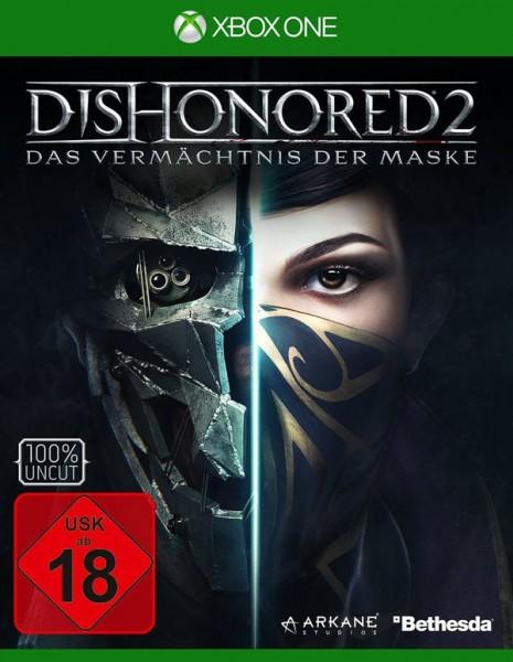 Dishonored 2 - Das Vermächtnis der Maske