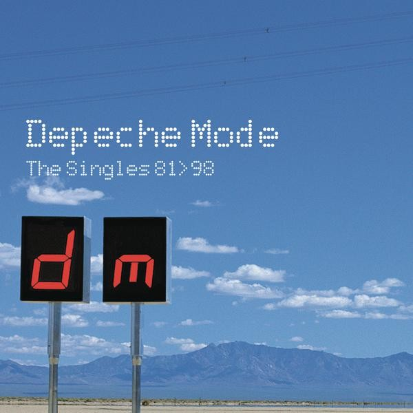 Depeche Mode - The Singles 81-98
