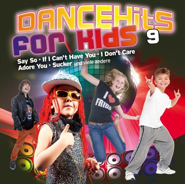 Kiddy Club - Dancehits For Kids (Vol.9)