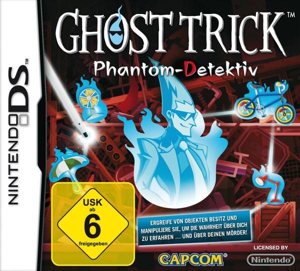 Ghost Trick - Phantom-Detektiv