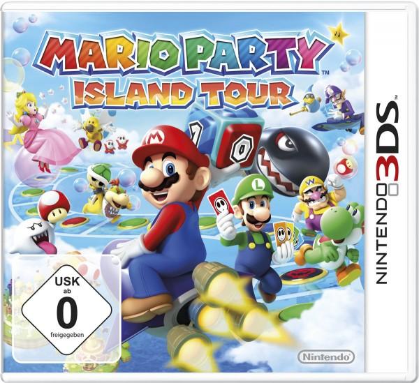 Mario Party - Island Tour