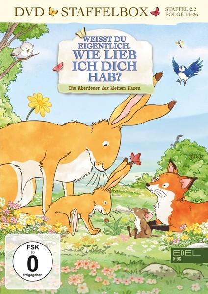 Weißt Du Eigentlich,Wie Lieb Ich Dich Hab? - Staffelbox 2.2 - DVD zur TV-Serie