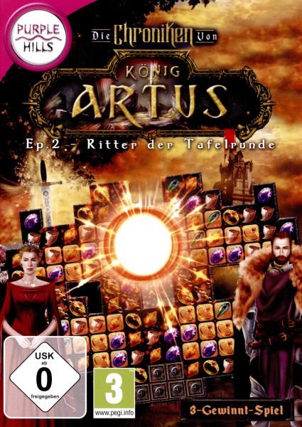 Purple Hills - Chroniken von König Arthus 2 - Ritter der Tafelrunde