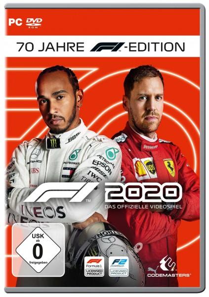 F1 2020 - Das offizielle Videospiel (70 Jahre F1-Edition)