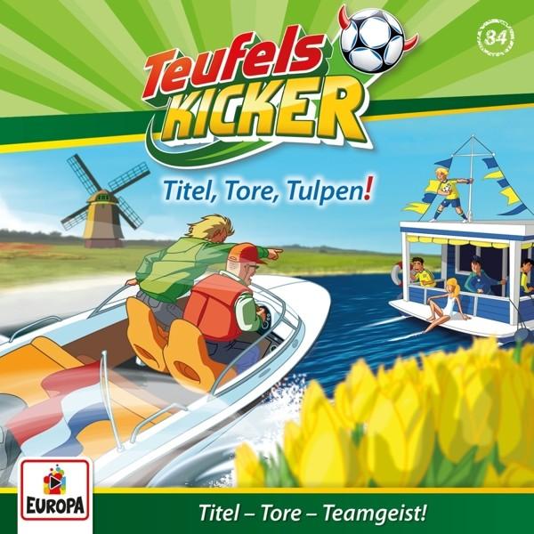 Teufelskicker - Folge 084: Titel,Tore,Tulpen!