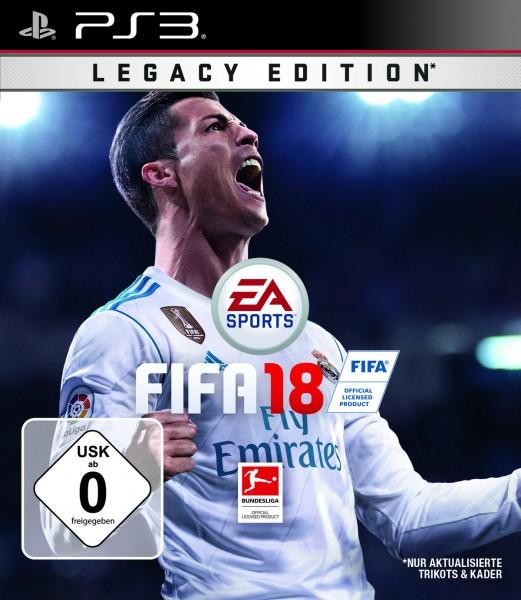 FIFA 18 - Legacy Edition