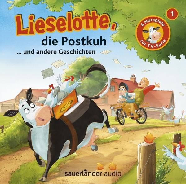 Lieselotte - Die Postkuh und andere Geschichten