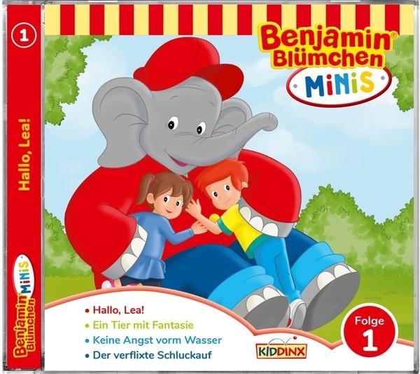 Benjamin Blümchen Minis - Folge 1: Hallo, Lea!