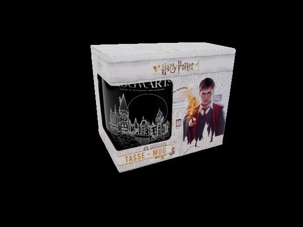 Harry Potter Farbwechselbecher [Zubehör] / Tasse Thermoeffekt