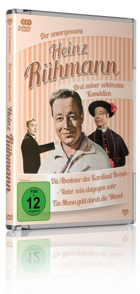 Heinz Rühmann - Edition (3BT) (EXKLUSIV)