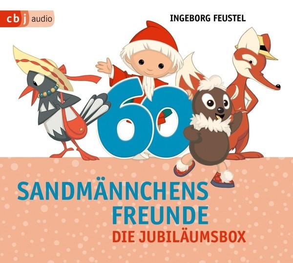 Sandmännchens Freunde - Sandmännchens Freunde-Die Jubiläumsbox