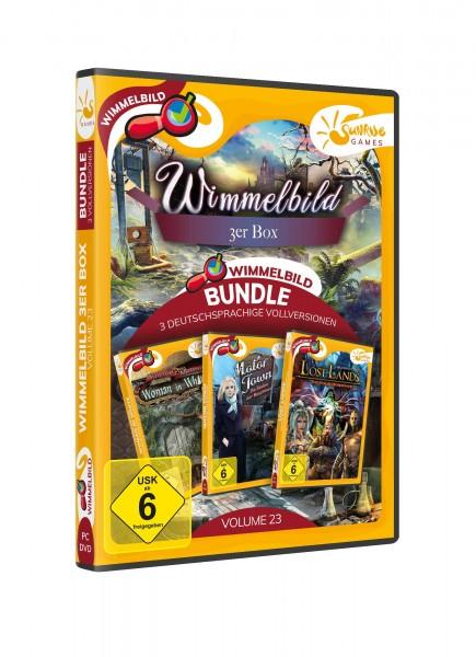 Sunrise Games: Wimmelbild 3er Bundle 23
