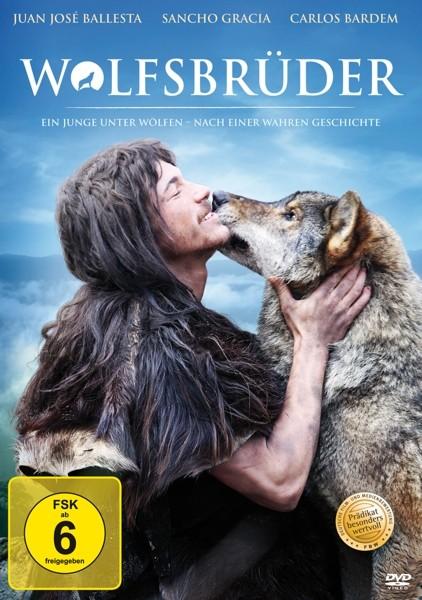 Wolfsbrüder-Ein Junge Unter Wölfen