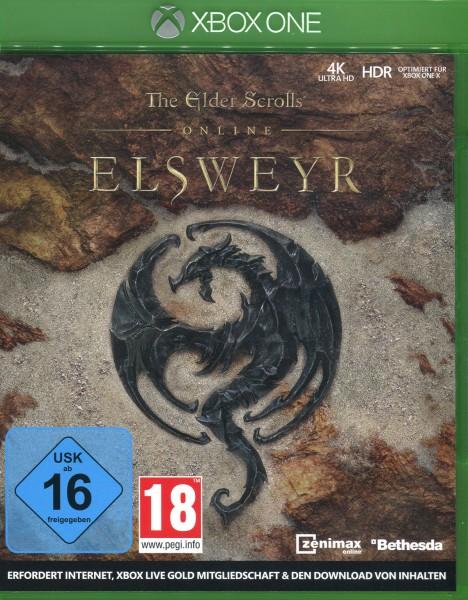 The Elder Scrolls Online: Elsweyr (Online-Game)