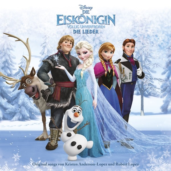 Die Eiskönigin -Die Lieder