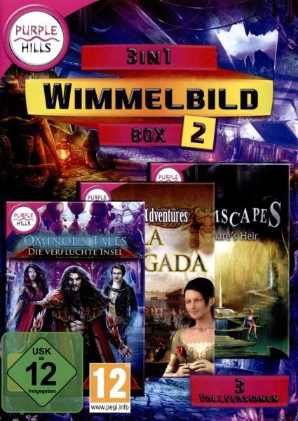 Purple Hills - 3-in-1 Wimmelbild Box 2