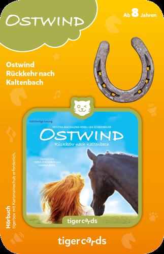 tigercard - Ostwind 2: Rückkehr nach Kaltenbach